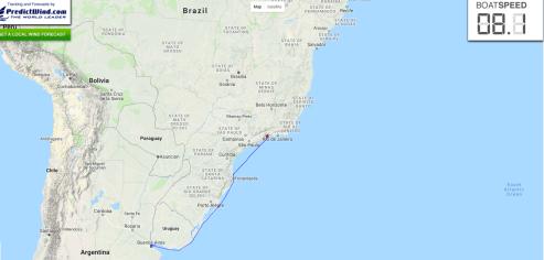 Buenos Aires to Angra dos Reis
