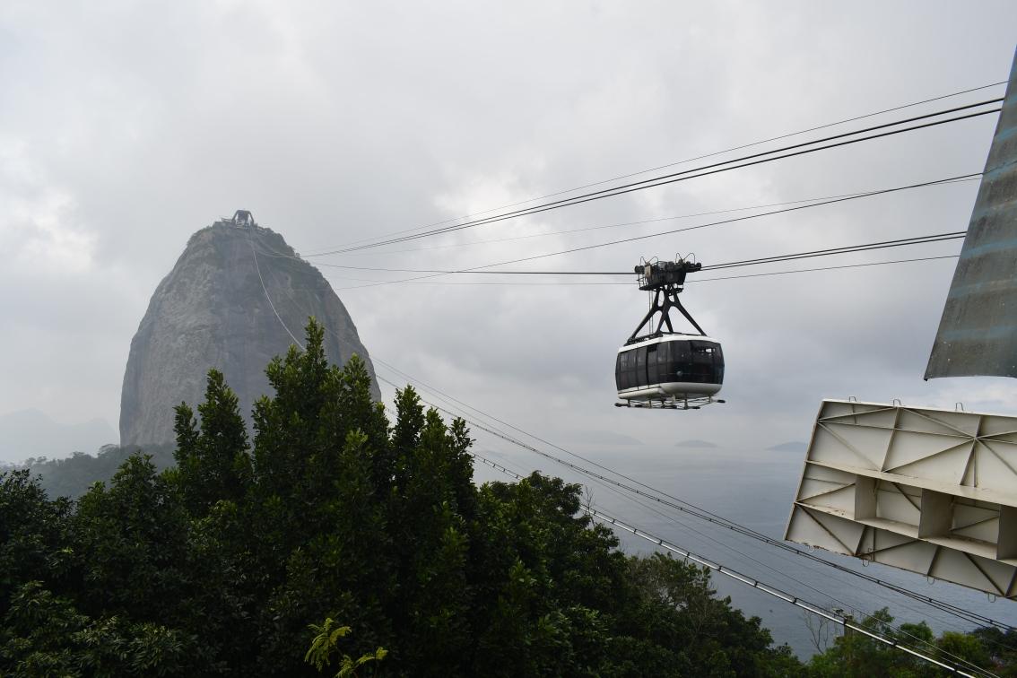 Touring Rio deJaneiro