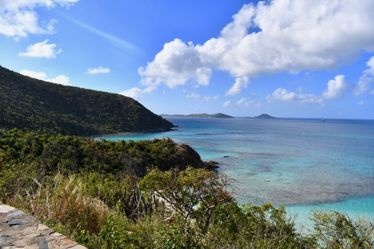 View from Virgin Gorda